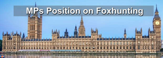 Parliament banner - MP positions
