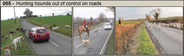 Hounds on roads - Part 5
