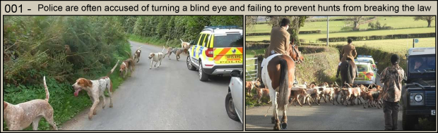Police turning a blind eye 001