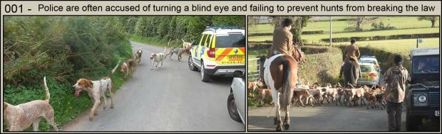 Police turning a blind eye 001