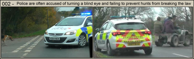 Police turning a blind eye 002