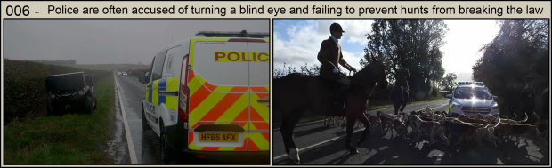 Police turning a blind eye 006