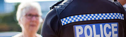 police banner 003