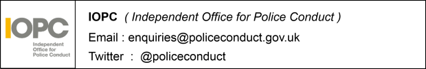 IOPC Contact