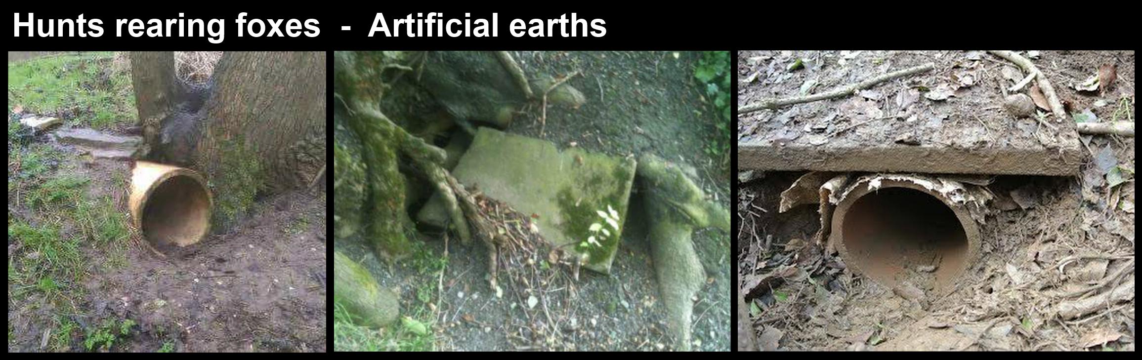 Artificial earths
